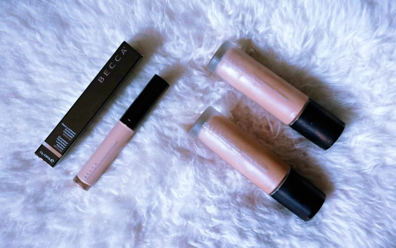 becca aqua luminous concealer review