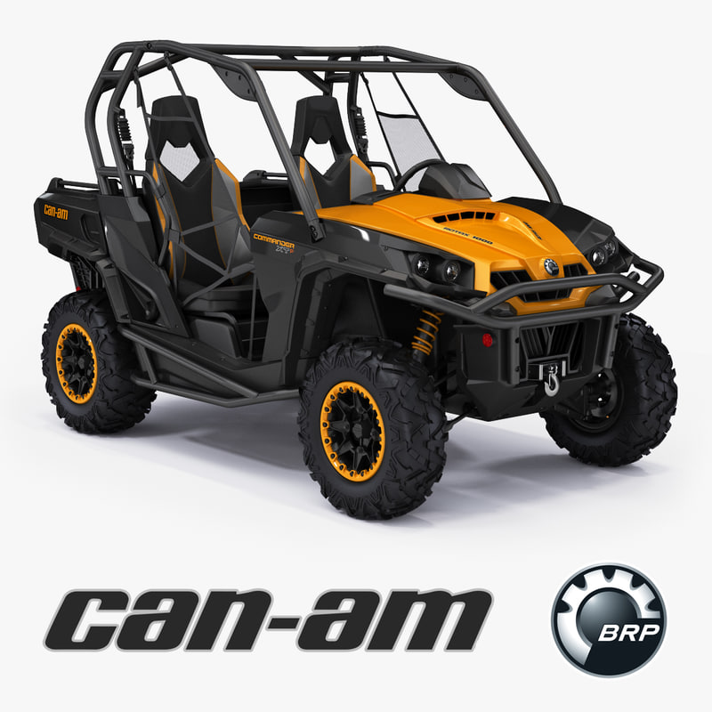 can am commander xtp review
