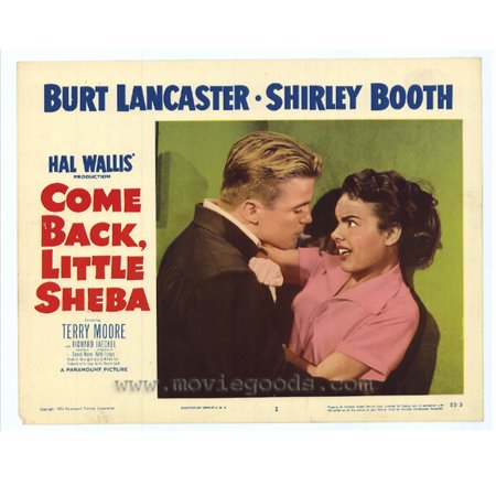 come back little sheba review
