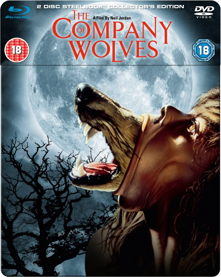 company of wolves blu ray review