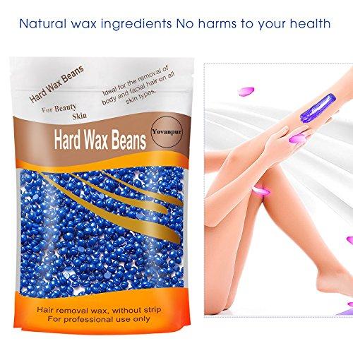 black bean wax hair removal review