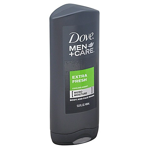 dove extra fresh body wash review