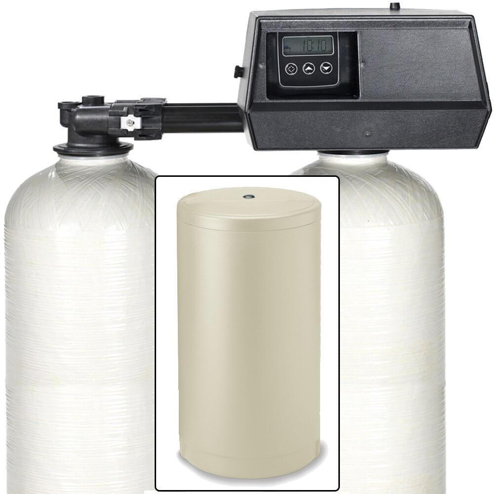 dual tank water softener reviews