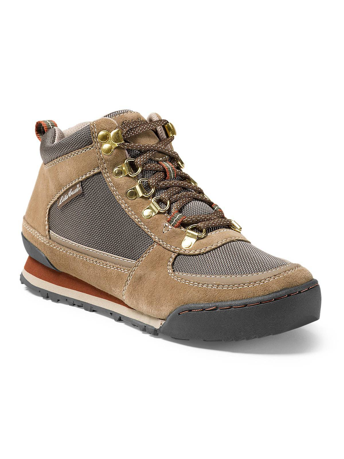 eddie bauer hiking shoes review