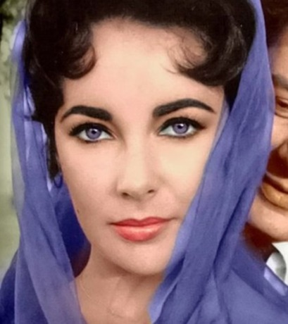 elizabeth taylor violet eyes review