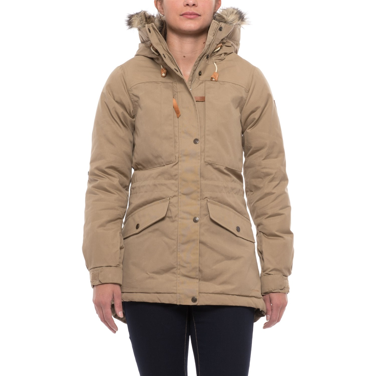fjallraven singi down jacket review