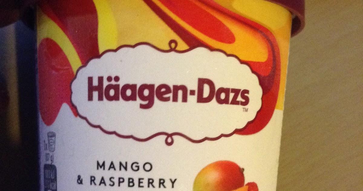 haagen dazs mango ice cream review