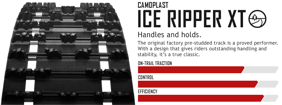 ice ripper xt track review
