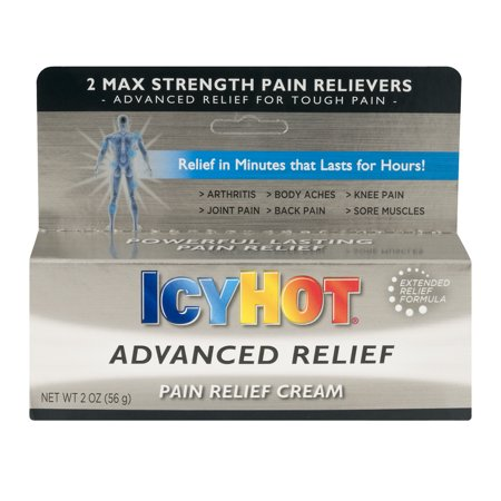 icy hot advanced relief review