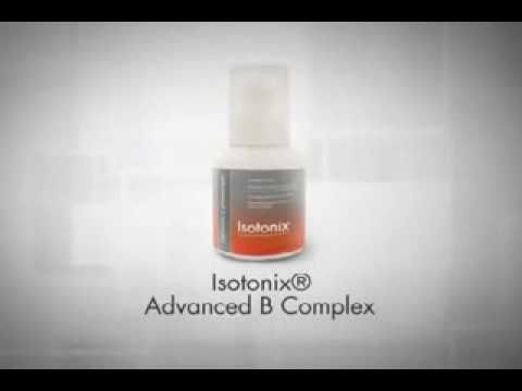 isotonix advanced b complex reviews