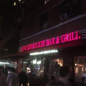 knickerbocker bar and grill reviews