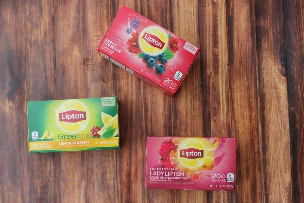 lipton berry hibiscus tea review