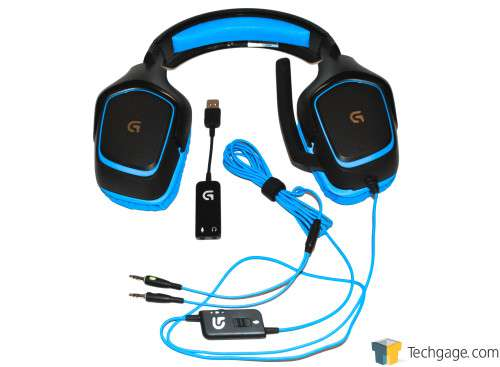 logitech surround sound gaming headset g430 review