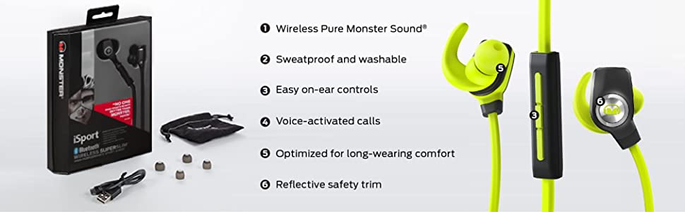 monster isport intensity bluetooth review