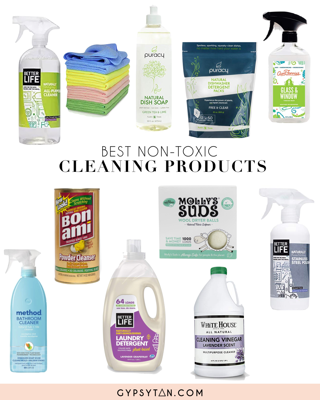 non toxic cleaning products reviews