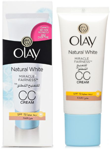 olay natural white bb cream review