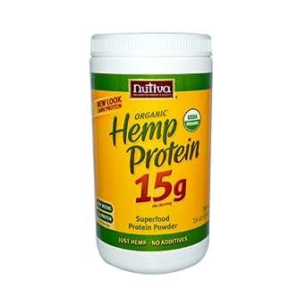 organic hemp protein powder review