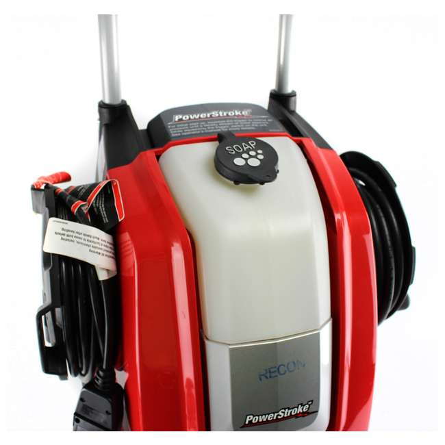 powerstroke electric pressure washer review