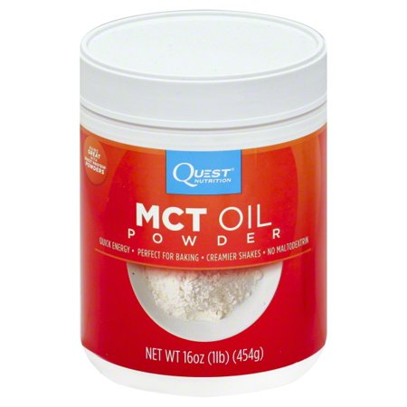 quest mct oil powder review