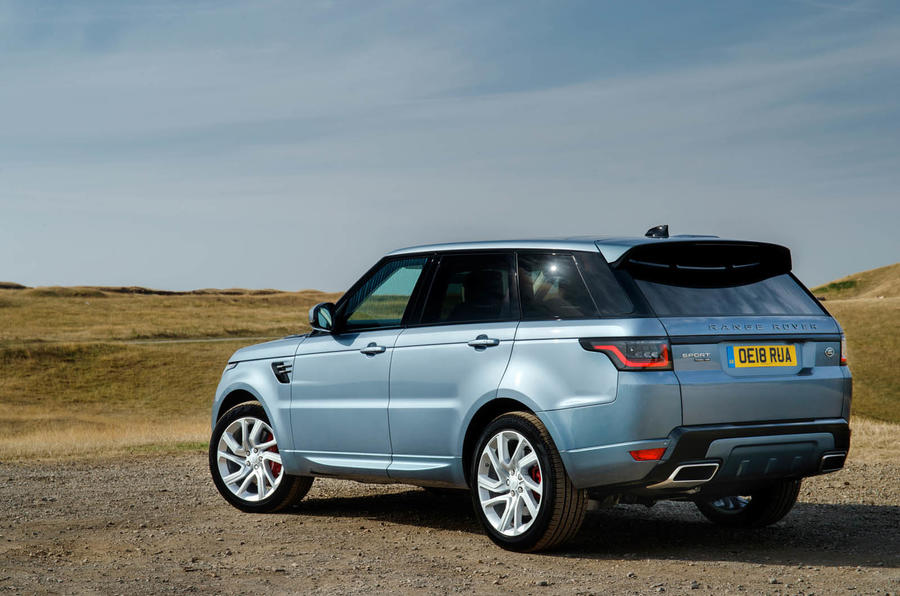 range rover sport review 2018