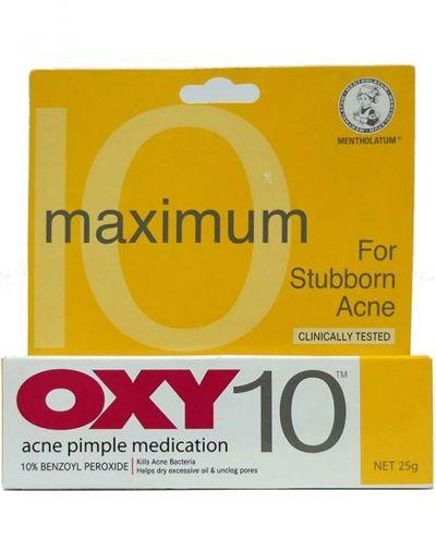 review oxy 10 untuk jerawat