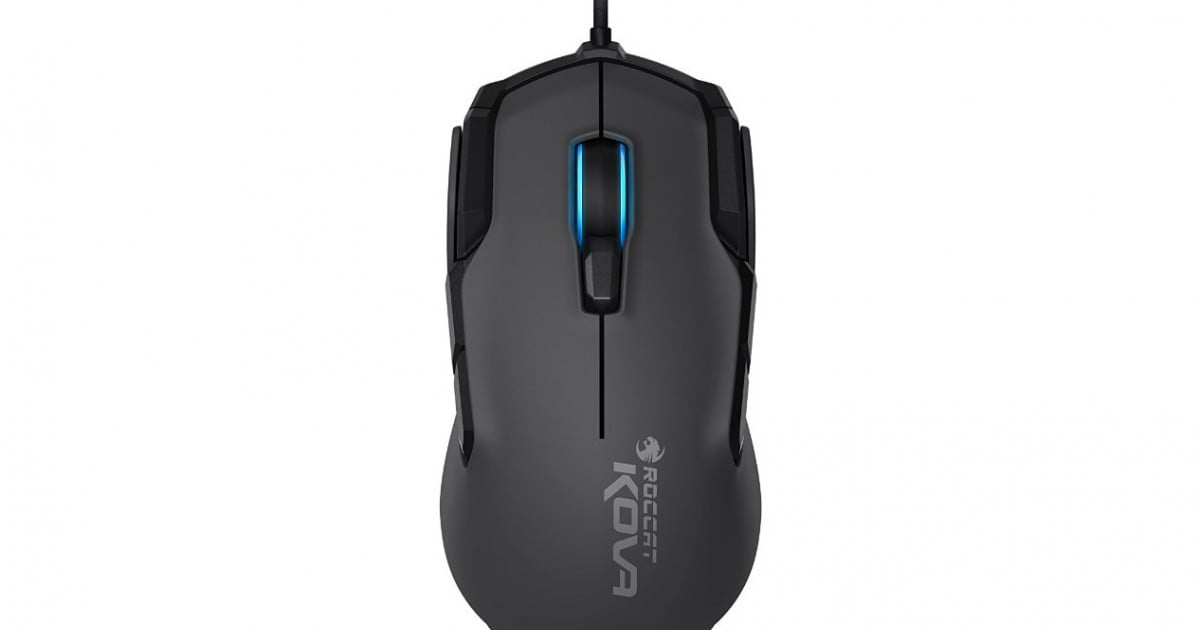 roccat kova gaming mouse review