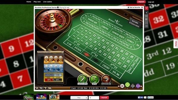 royal panda casino review and play