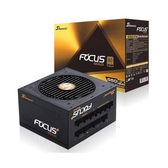 seasonic focus plus 650 gold review