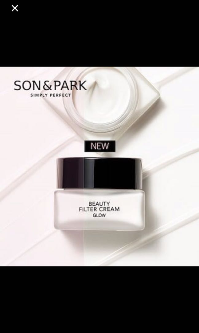son and park filter cream review