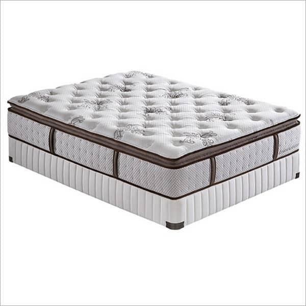stearns and foster pillow top mattress reviews