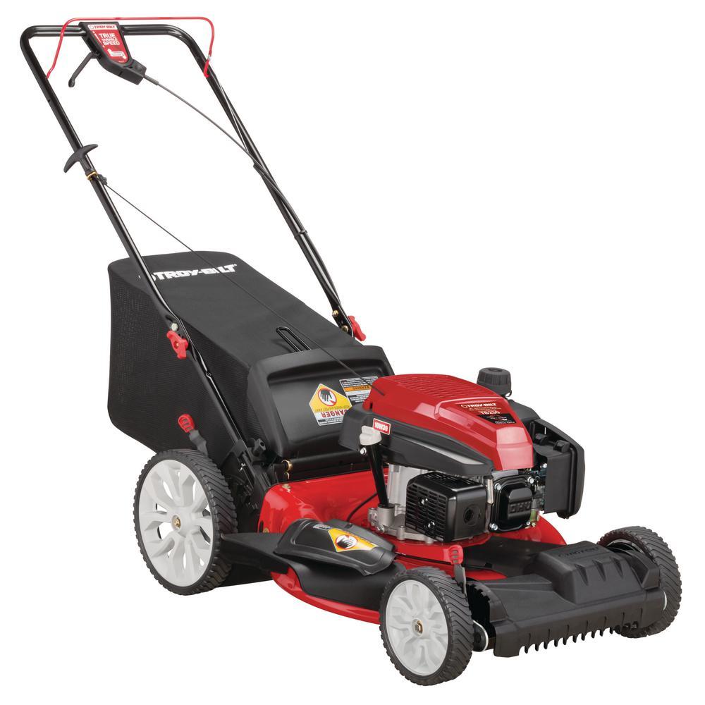 troy bilt tb110 lawn mower reviews