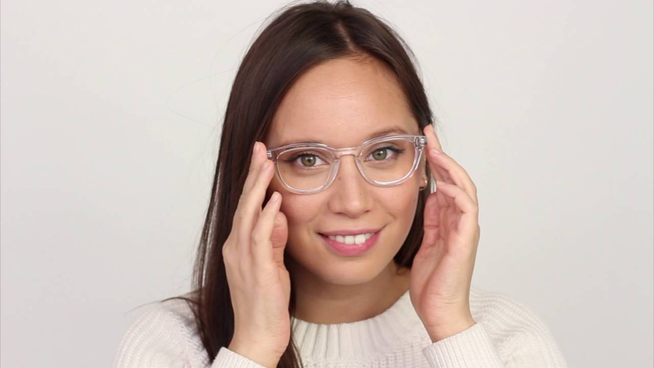 warby parker louise small review
