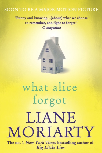 what alice forgot review new york times
