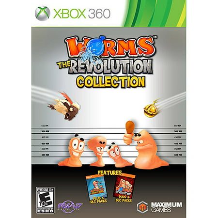 worms collection xbox 360 review